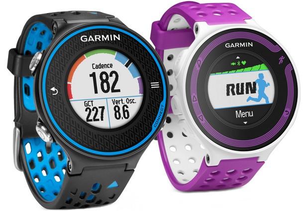 Forerunner 220 i 620 - nowe zegarki GPS dla biegaczy, firmy Garmin