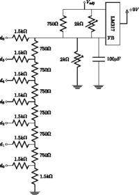 Nadajnik AM zbudowany wyłącznie na układach 74xx
