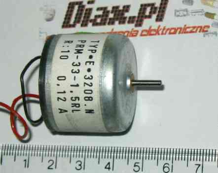 Gramofon Daniel G-1100fs - silniczek - pytanie