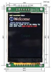 Zegar z możliwością kontroli oświetlenia zrealizowany na ESP8266