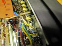 DIORA WS 442 - Wyskakujący przełącznik gramofonu