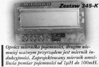 Miernik indukcyjności z Nowego Elektronika