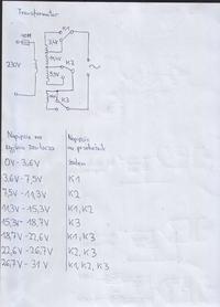 Zasilacz regulowany 0 V - 30 V 10 A