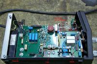 Spawarka ESAB OrigoArc150i po zadziałaniu termika nie spawa