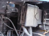 Belarus 820, 2002 rok problem z elektryką