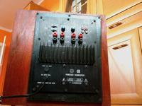 Subwoofer Domowy STX GDN 22-140-8 SCX+Panel z allegro