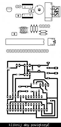 Płytka drukowana smd a przewlekane - wartość elementów.