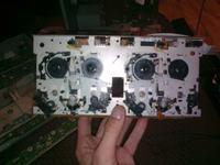 Wieża Sony HCD-RX88 - nie działa magnetofon.