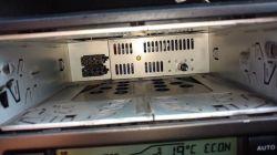 Bora 1.6 benzyna - Gniazda radia WV Bora 1.6