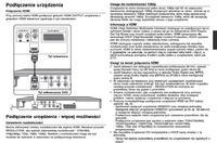 Sony KDL-65W857C i LG DVX 492H - Brak dźwięku przez HDMI