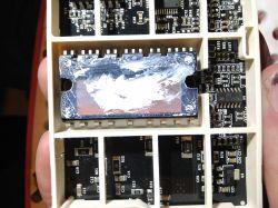 Suszarka AEG T97689IH - sterowanie falownika sprężarki