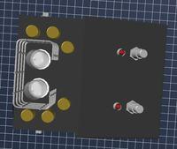 Preamp/efekt gitarowy na podst. Matchless Hotbox
