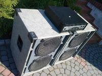 [Sprzedam] Polaudio BT-215 + Fidek FPA-12A - konkretny bas