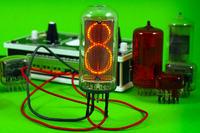 Profesjonalny tester Lamp Nixie - KIT w stylu retro