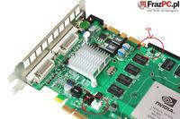 TWINTECH GTX 260 XT OC - Jak pod��czy� kabel spdif do karty
