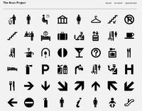 The Noun Project - bezp�atna biblioteka ikon i piktogram�w