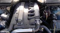 BMW E39 525TDS 1996R - trudne odpalenie na ciep�ym oraz mulenie do 2.5ty� obro..