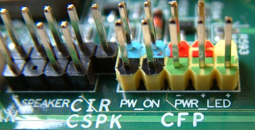 Nowa konfiguracja sprzętu nagle wyłącza się, po czym w ogóle nie reaguje