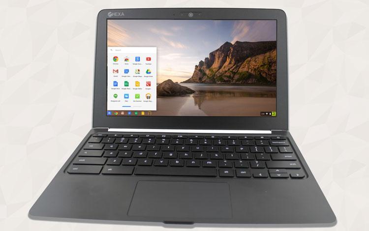 HEXA Chromebook Pi - 11.6-calowy notebook z Chrome OS za ok. 850PLN.