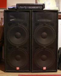 [Sprzedam] JBL SF25 + T.amp 1400