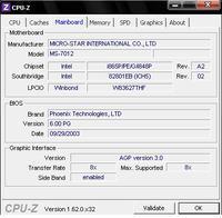 MSI-MS 7012 - Brak Dźwięku