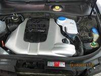 Audi A6 2.5 tdi - cieknie ze zbiorniczka wyrównawczego plynu chłodzacego