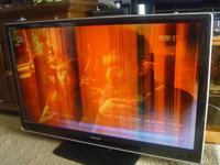 Toshiba 46Xv550PG Dziwny przekolorowany Obraz