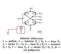 Poprawna metoda pomiaru napięcia kolektor emiter