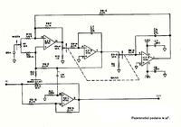 Korektor parametryczny - zwi�kszenie dobroci Q oraz potencjometry