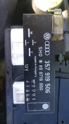 Nie działa klimatyzacja manualna seat ibiza 6k 2.0 16v ABF
