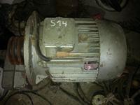 [Sprzedam] Silnik elektryczny 5,5KW 1440 obr/min tanio