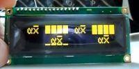 Orange Pi Lite - LCD 16x2 / I2C - zmiana na Oled
