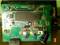 Sterownik kotła C.O. KG elektronik SP-05- nie działa wyświetlacz