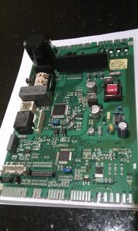 Pralka HOOVER vhd 9143 zd naprawa modułu (sterowanie silnikiem)