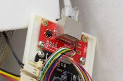Sześciokanałowy sterownik domowego oświetlenia LED