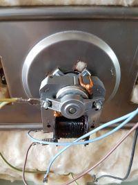 Piekarnik Amica EBT6411 - wentylator uszkodzony?