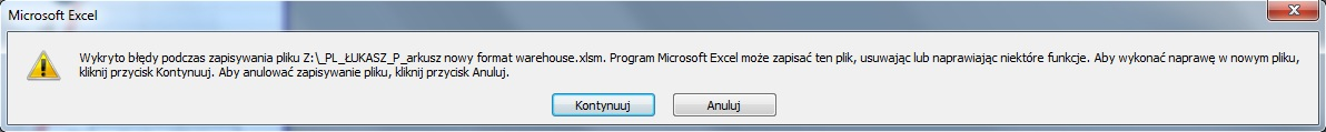 Excel - VBA - Kopiowanie wybranych arkuszy