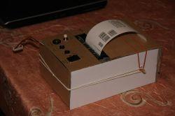 Drukarka termiczna z kasy fiskalnej, inżynieria wsteczna drivera