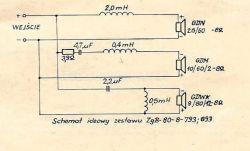 Kolumny na bazie Pioneer HPM 40