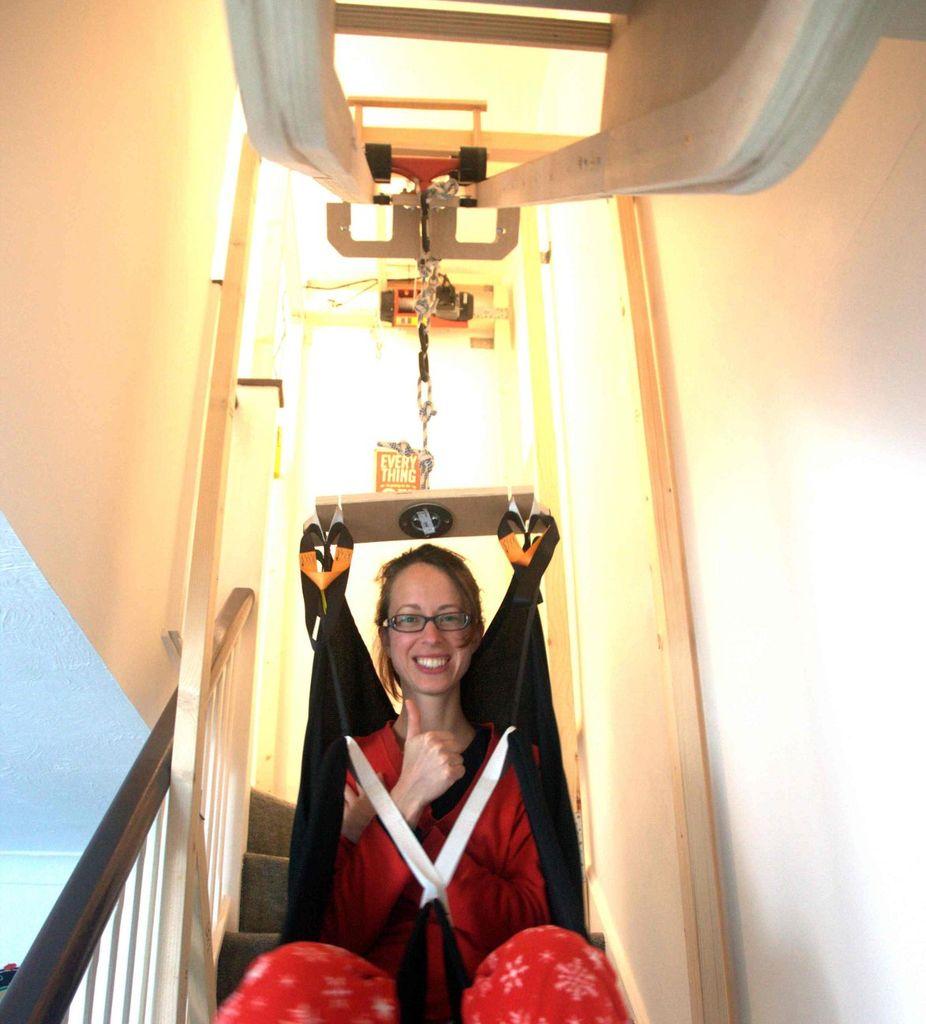Wyciąg Do Pokonywania Schod 243 W Dla Niepełnosprawnych