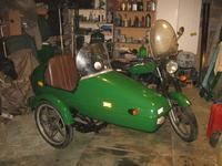 """""""Sterownik"""" świateł, paliwa, ogrzewania rąk i nóg w motocyklu"""