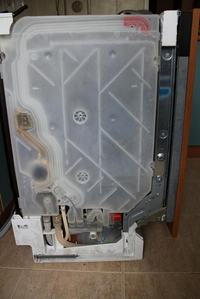 BOSCH SMV50E10EU - wszystko działa a nie zmywa