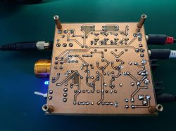 VooDooAmp1 - Dyskretny wzmacniacz słuchawkowy