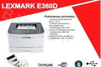 Tworzenie własnych PCB - drukarka LEXMARK E360D DUPLEX USB?