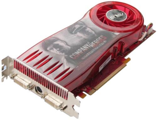 Karta graficzna Ati Radeon HD 3800 przegrzewanie się