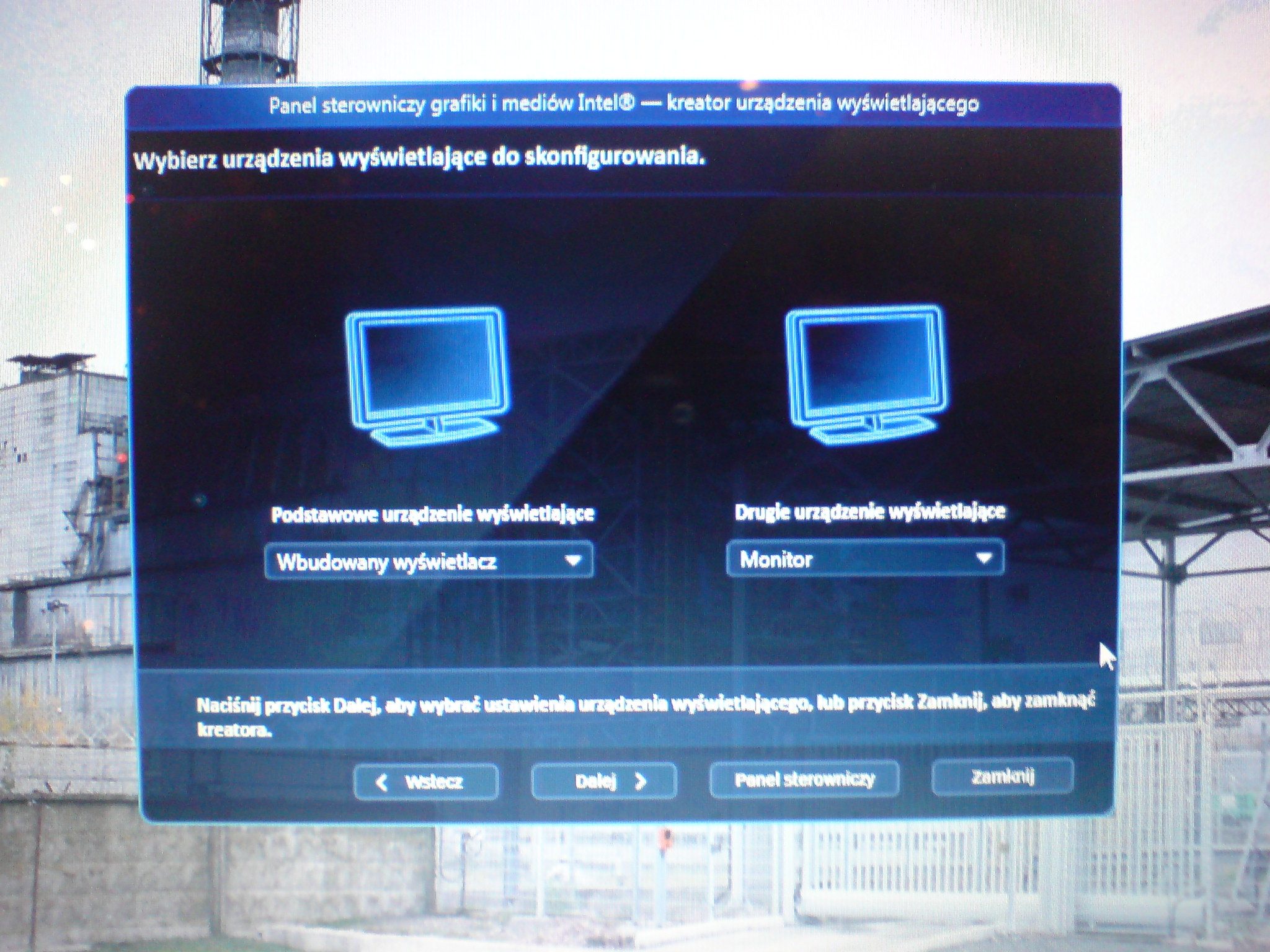 Lenovo G770 + TV Panasonic Viera pod��czenie HDMI