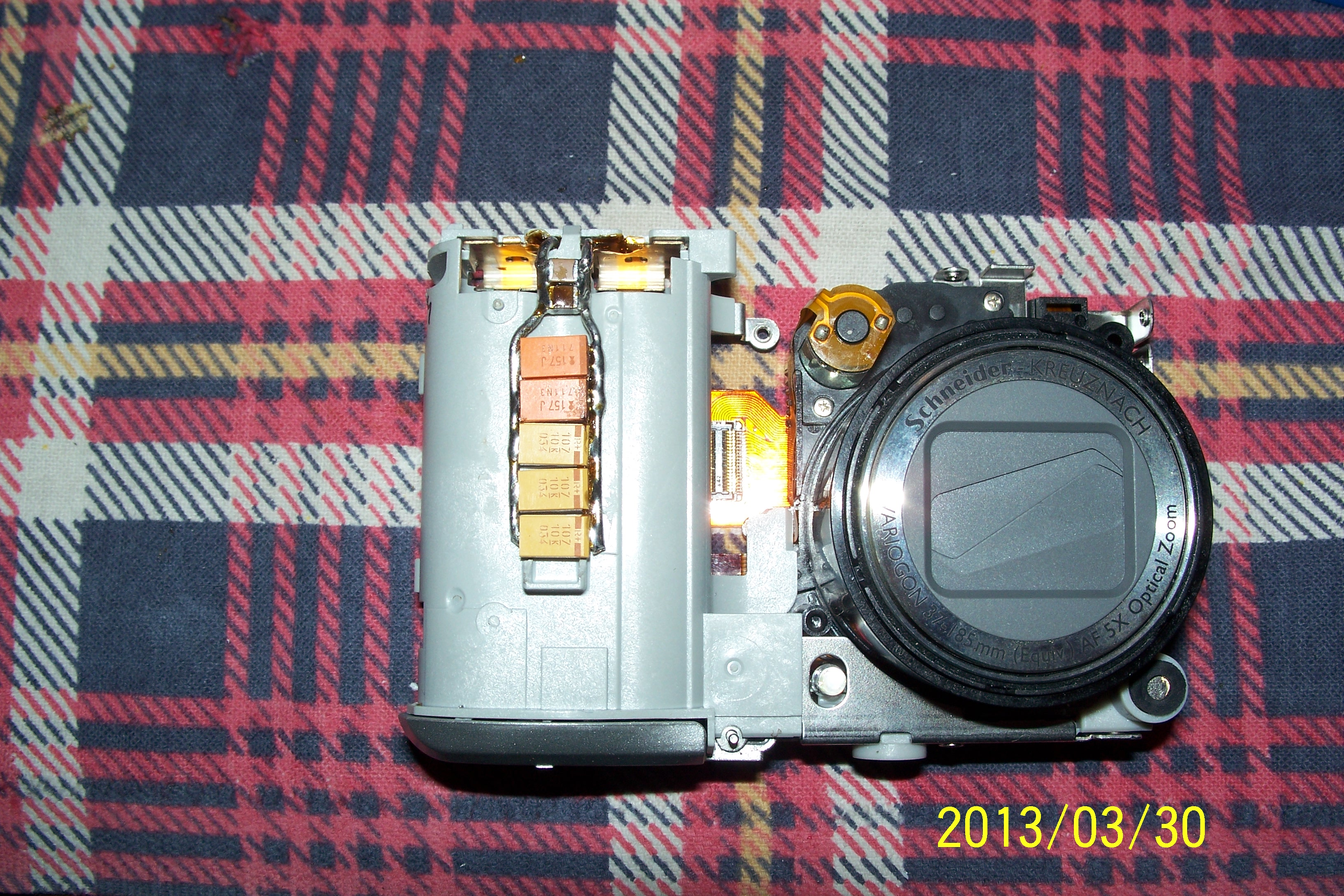 KODAK  C875 szybko roz�adowuje akumulatorki