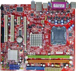 MSI G31M3 Series - Blue Screen 0x00000050 podczas instalacji Win XP i nie tylko.