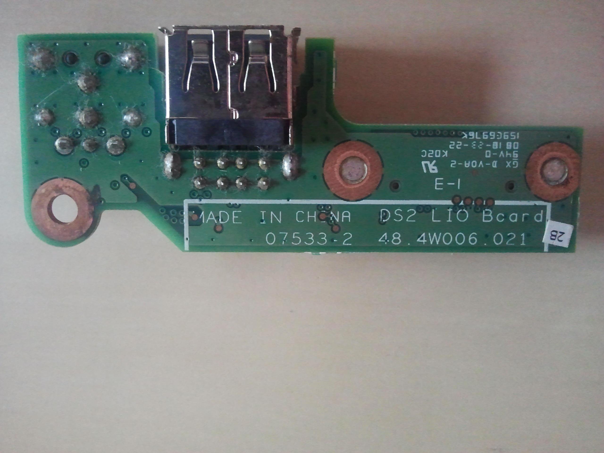 DELL 1525 Inspiron - nie laduje baterii