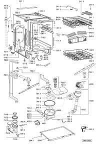 Zmywarka Whirlpool ADG 7440/2 - Szukam instrukcji serwisowej
